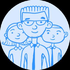 Customer service agent clipart png. Engagement platform social sparkcentral