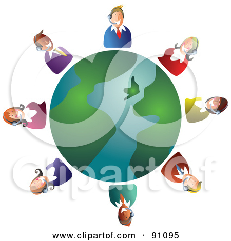 Customer service clipart and graphics royalty free library Royalty-Free (RF) Teamwork Clipart, Illustrations, Vector Graphics #8 royalty free library