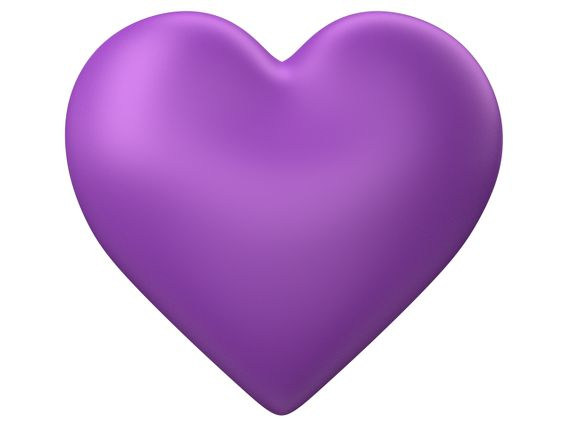 Customer service clipart with transparent background svg transparent stock 3d-Purple-Love-Heart-Transparent-Background.png?1358933078 | I ... svg transparent stock