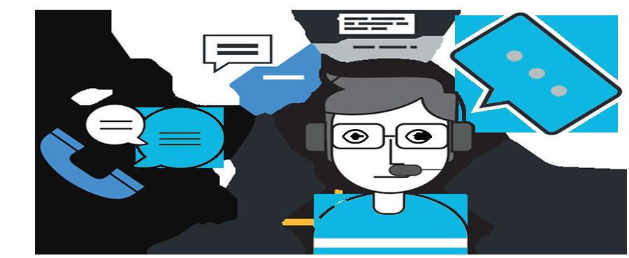 Customer service representative clipart clip art free download Hire Customer Service Representative in United States clip art free download