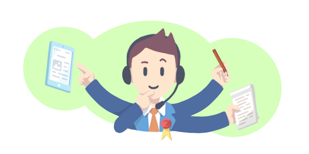 Customer service representative clipart picture free library 10 Customer Satisfaction Skills That Agents Cannot Do Without picture free library