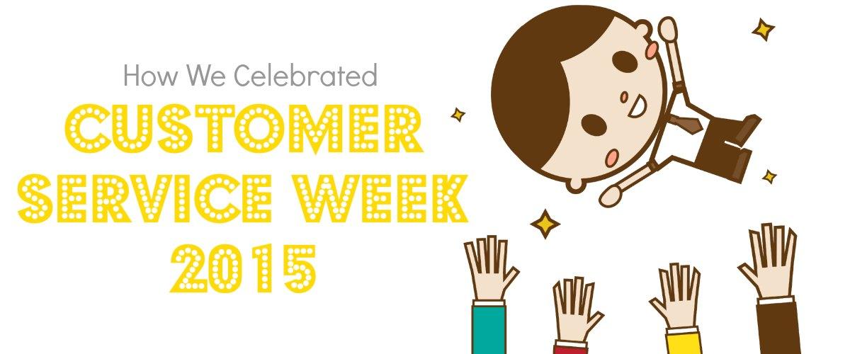 Customer service week clip art clip art How We Celebrated Customer Service Week 2015 clip art