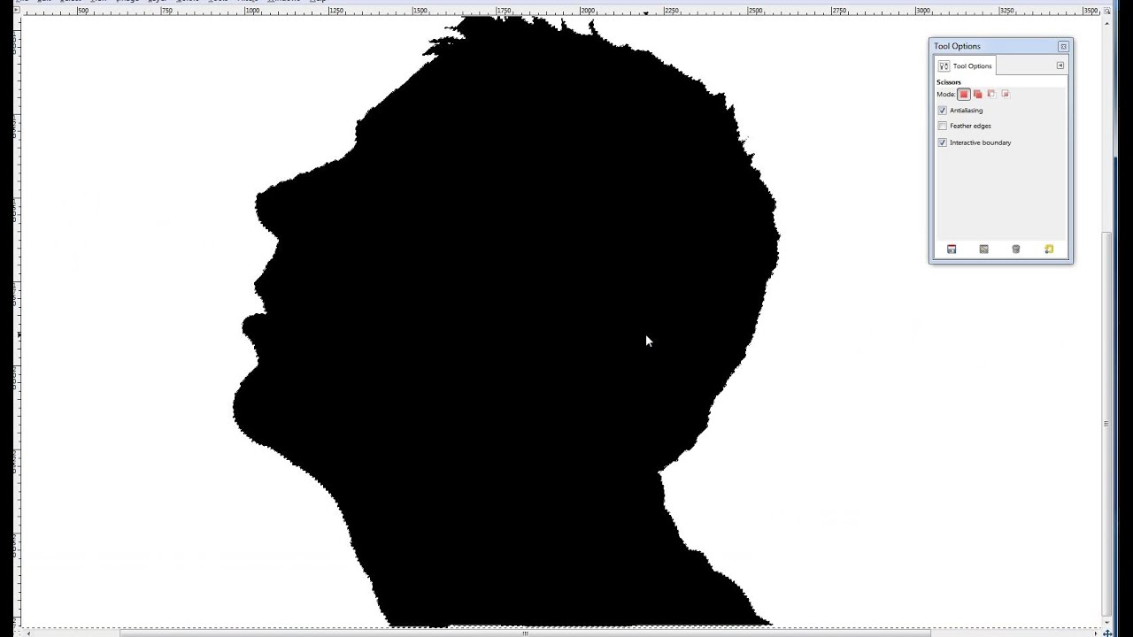 Cut cliparts on gimp jpg transparent stock How to cut out someone in a picture or make a Silhouette with Gimp jpg transparent stock