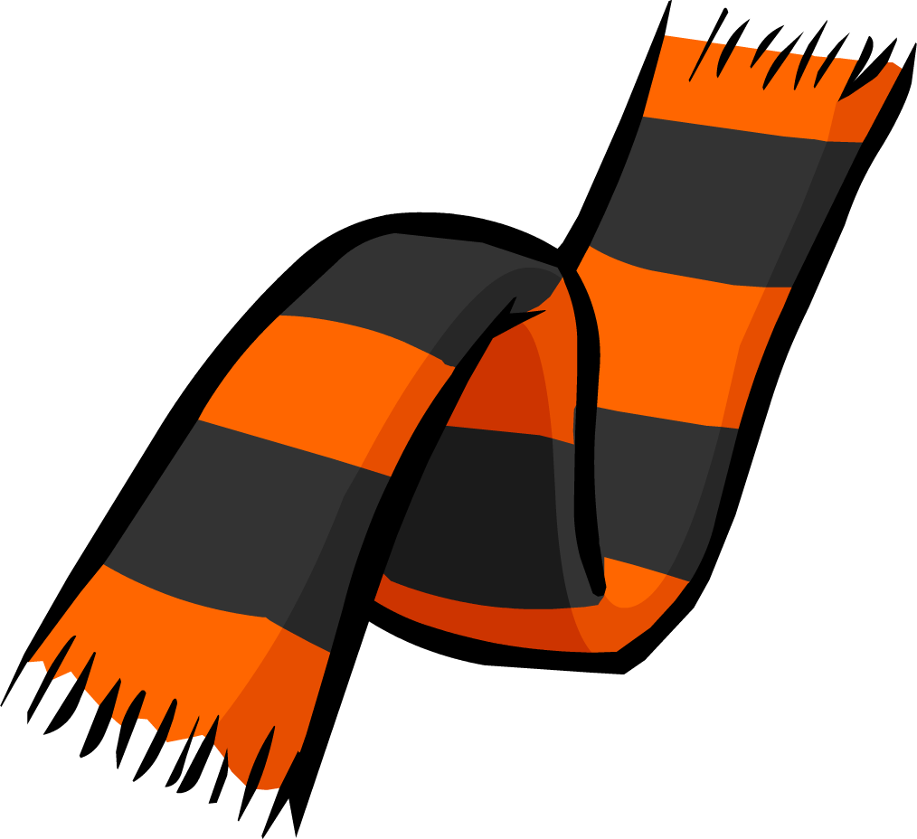 Cut out clipart halloween png freeuse stock Halloween Scarf | Club Penguin Rewritten Wiki | FANDOM powered by Wikia png freeuse stock
