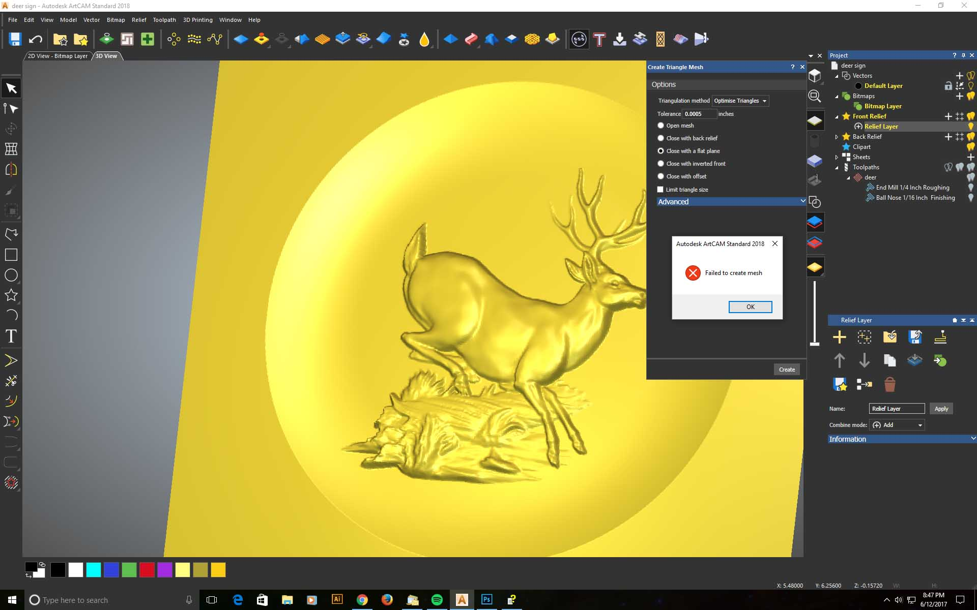 Cut out piece of clipart artcam 2018 clip art stock Solved: Failed to create mesh - Autodesk Community- ArtCAM clip art stock