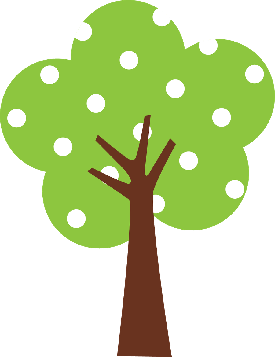 Cute tree clipart vector royalty free download Corujas 2 - Minus | already sectioned felt- cute animals...pet ... vector royalty free download
