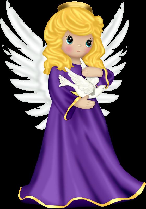 Cute angel with snowflake clipart graphic black and white stock SCRAP ANGELES DE NAVIDAD - Carmen Ortega Scrap Seis - Picasa Web ... graphic black and white stock
