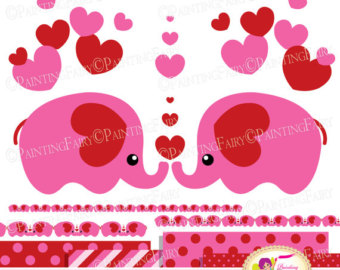 Cute animal valentine clipart clip art black and white download Collection Cute Valentine Animals Pictures - Best easter gift ever clip art black and white download