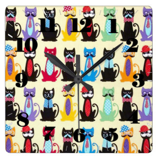Cute animal with clock clipart - ClipartFox png library