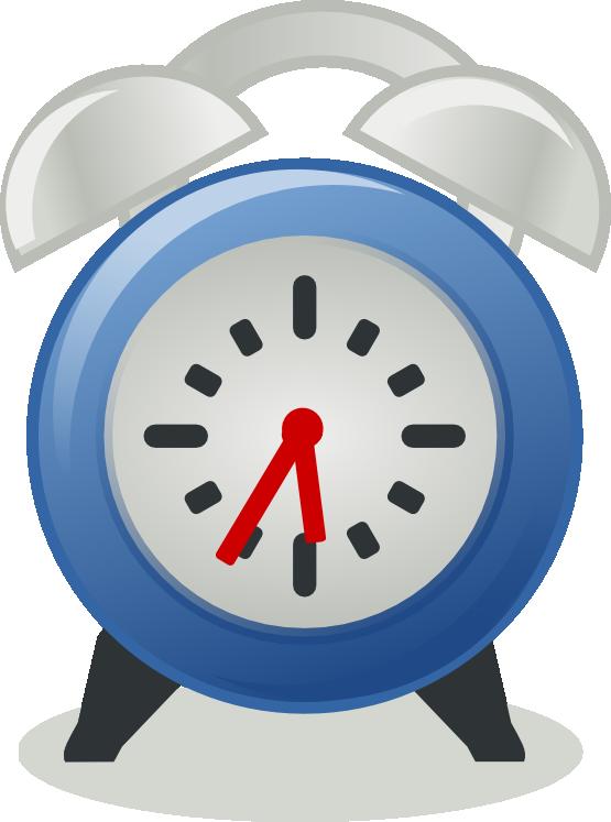 Cute animal clock clipart - ClipartFox picture freeuse