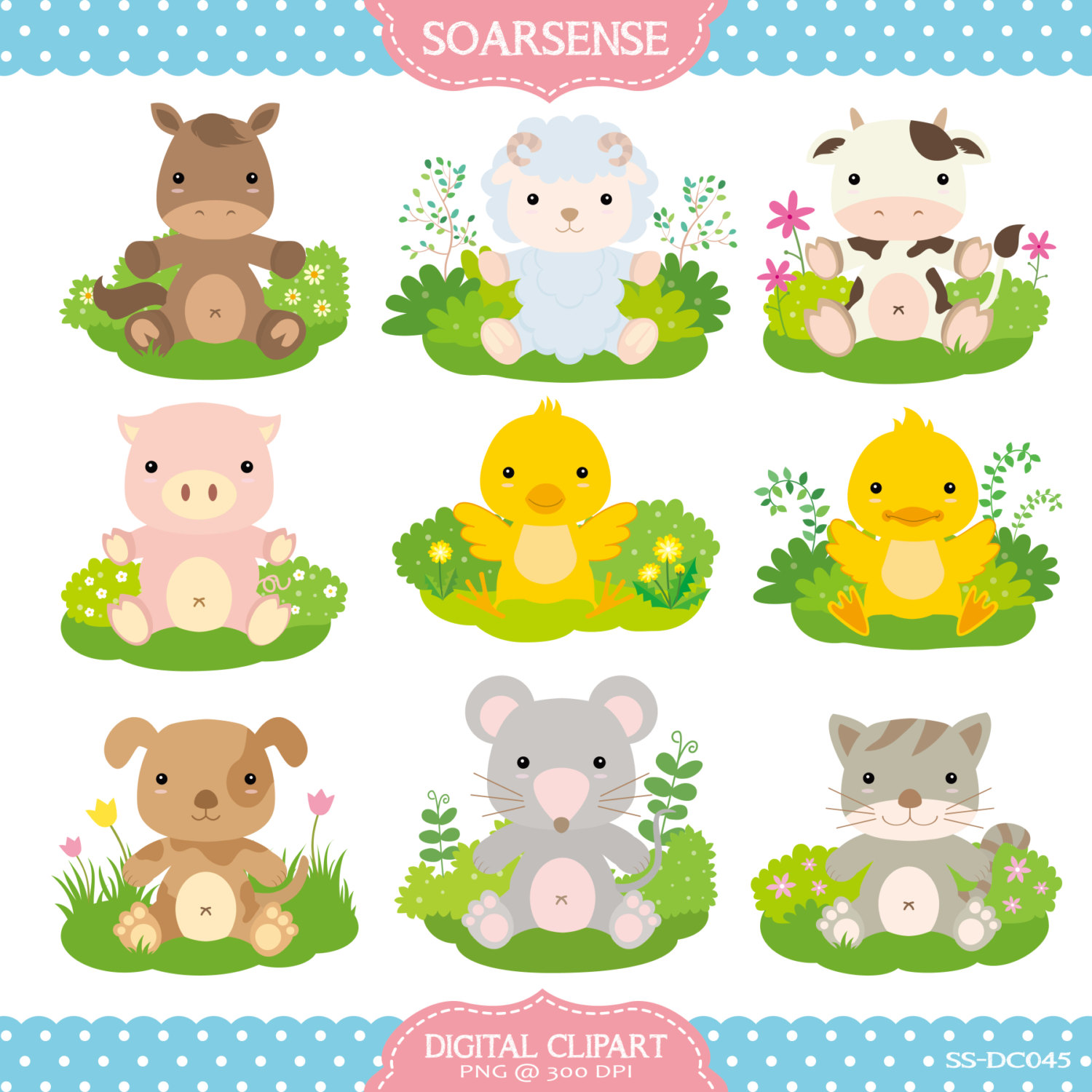 Free Baby Animals Cliparts, Download Free Clip Art, Free ... banner download