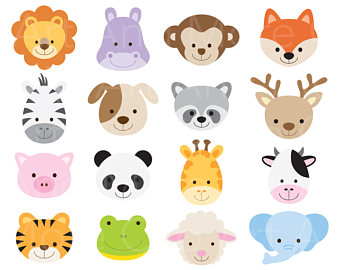 Cute animal clipart 3 » Clipart Station clip free library