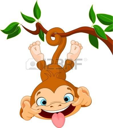 Cute april clipart clip art royalty free Cute Monkey Clip Art & Cute Monkey Clip Art Clip Art Images ... clip art royalty free