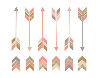 Cute arrow clip art picture black and white stock Cute arrow clip art - ClipartFest picture black and white stock