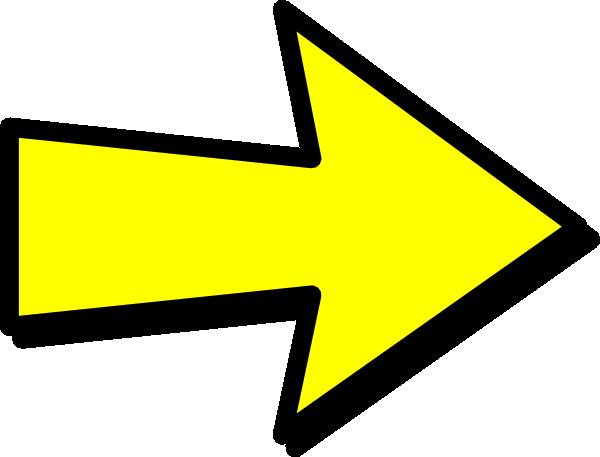 Free cute arrow clipart no background - ClipartFest clip art transparent download