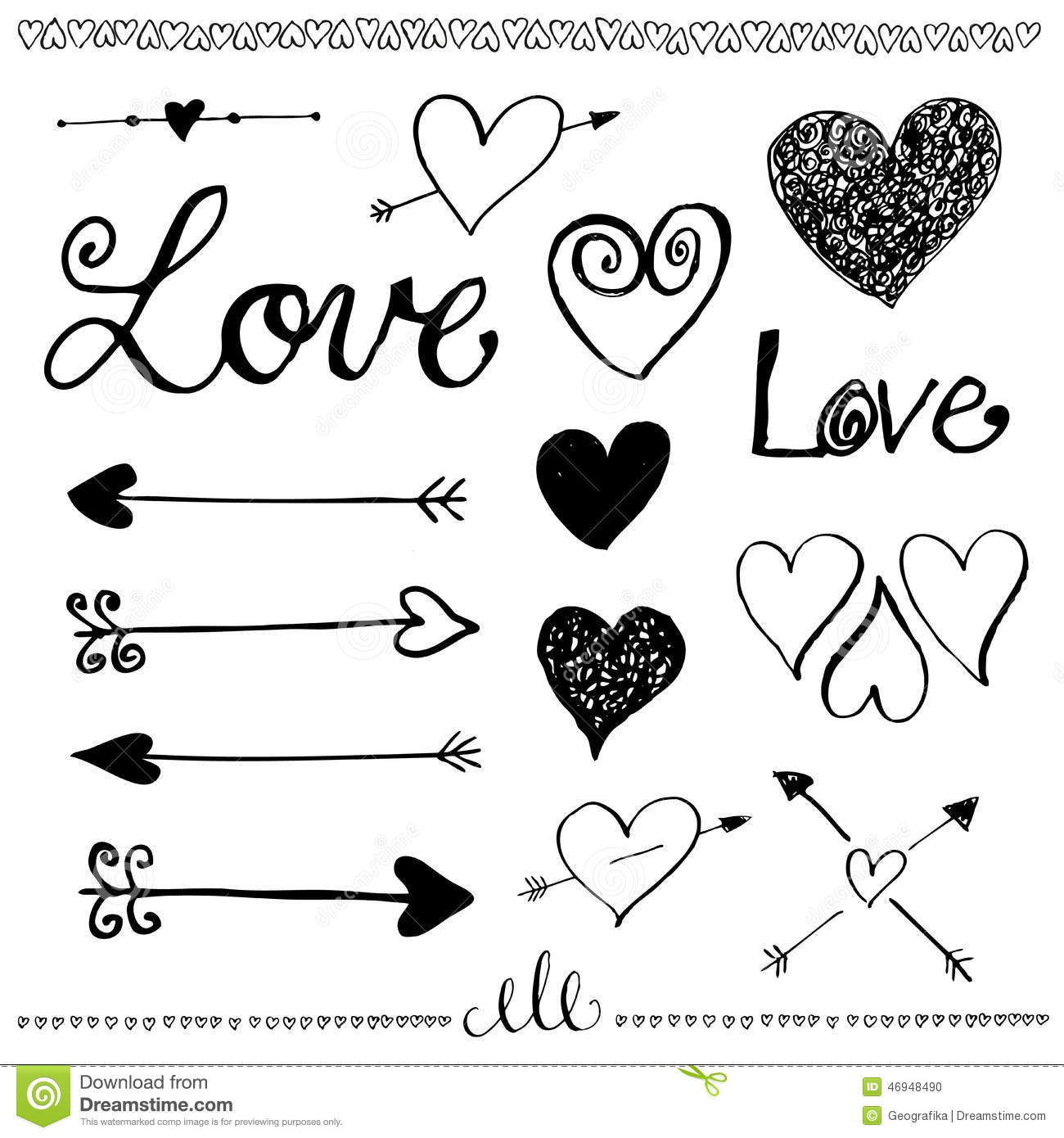 Cute arrow heart clipart transparent library Cute arrow heart clipart - ClipartFest transparent library