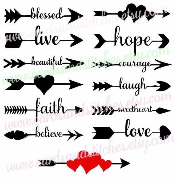 Cute arrow jpg clipart clipart free library Cute arrows design clipart - ClipartFest clipart free library