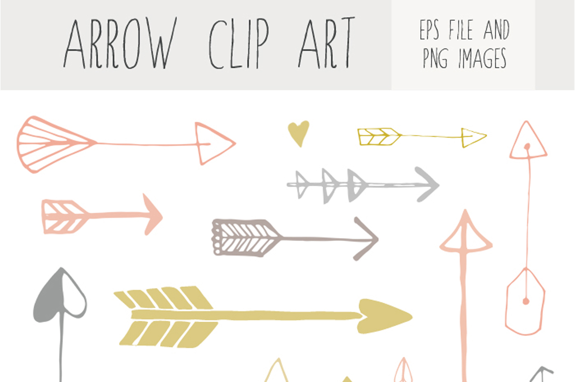 Cute arrow jpg clipart clipart royalty free stock Cute Arrow Clipart - Clipart Kid clipart royalty free stock