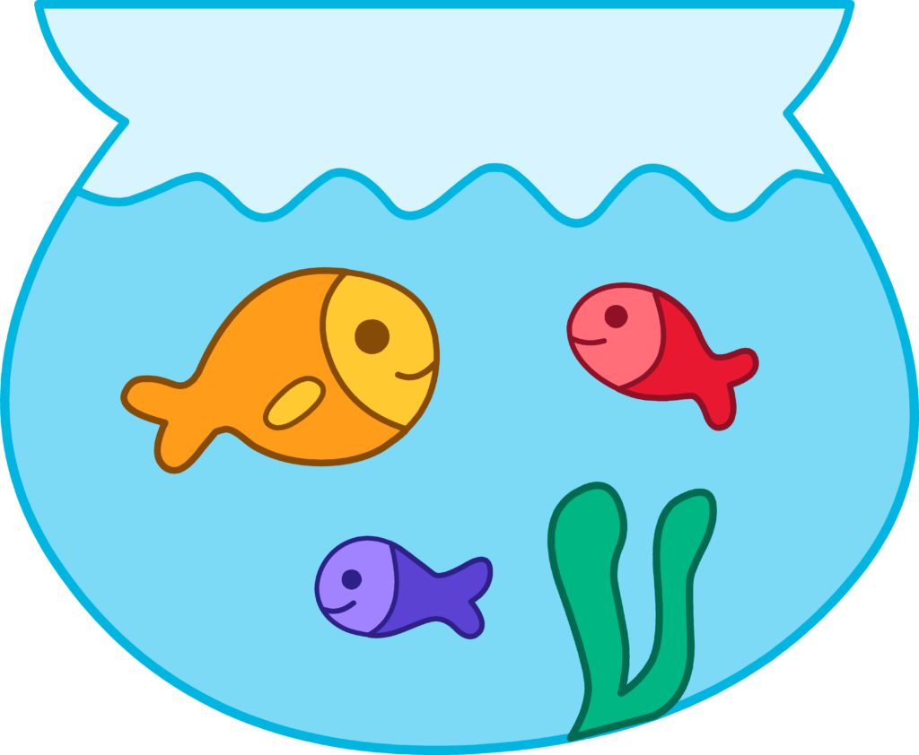 Cute baby fish clipart vector transparent stock Download Cute Fish Clipart Images (35 Pics) - Free Clipart Graphics ... vector transparent stock