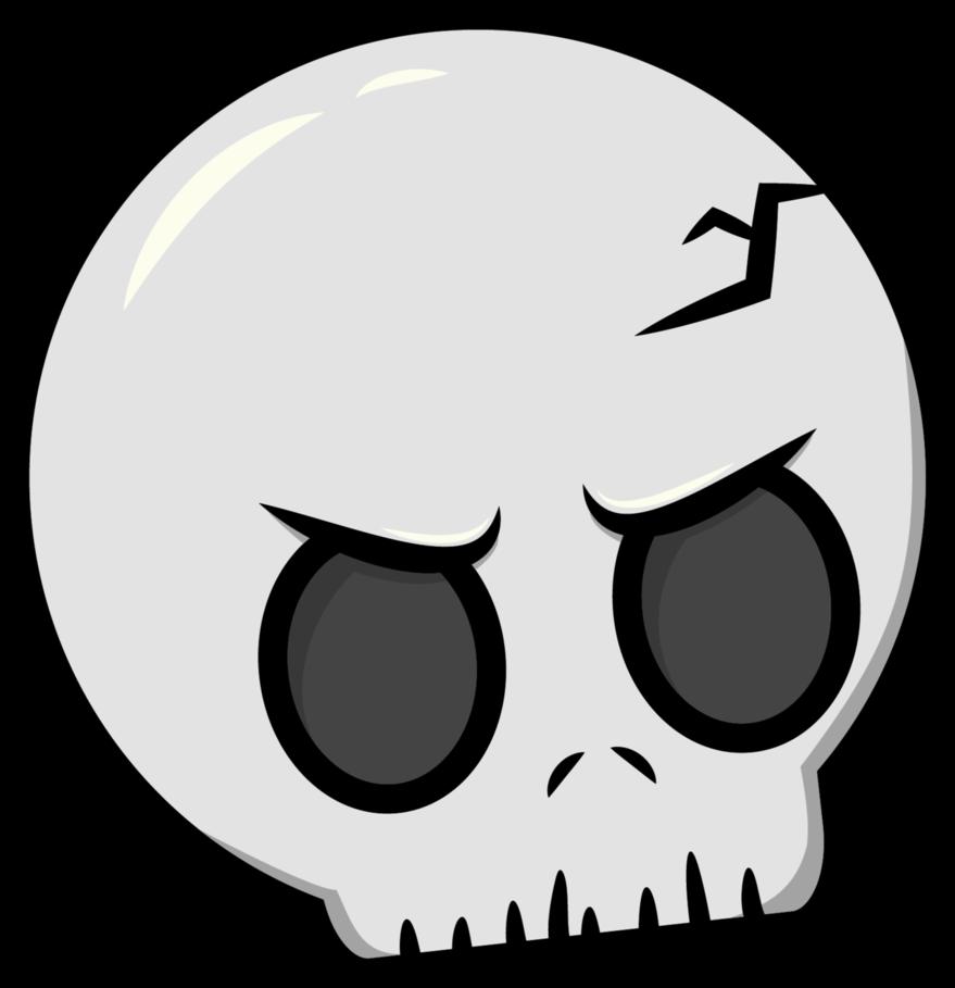 Cute baseball skull clipart svg freeuse stock Skull Images Cartoon Group (49+) svg freeuse stock