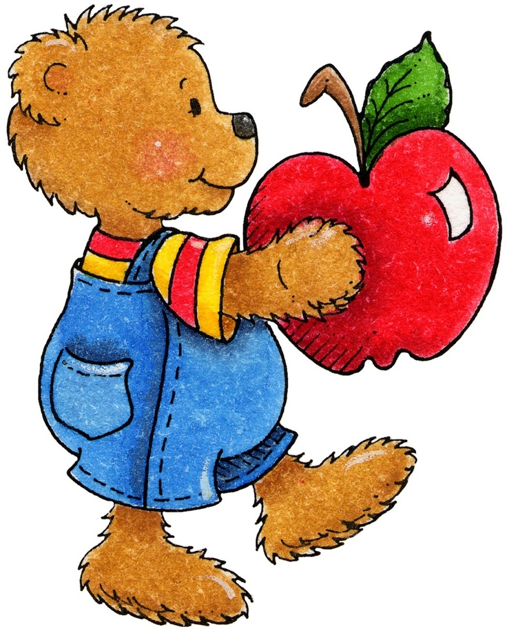 Cute bear april clipart clip free library 17 Best ideas about Bear Clipart on Pinterest | Teddy bear drawing ... clip free library