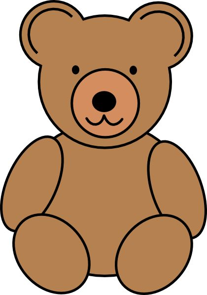 Cute bear april clipart graphic freeuse 17 Best ideas about Bear Clipart on Pinterest | Teddy bear drawing ... graphic freeuse