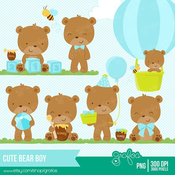 Cute bear april clipart png black and white stock 17 Best ideas about Bear Clipart on Pinterest | Teddy bear drawing ... png black and white stock