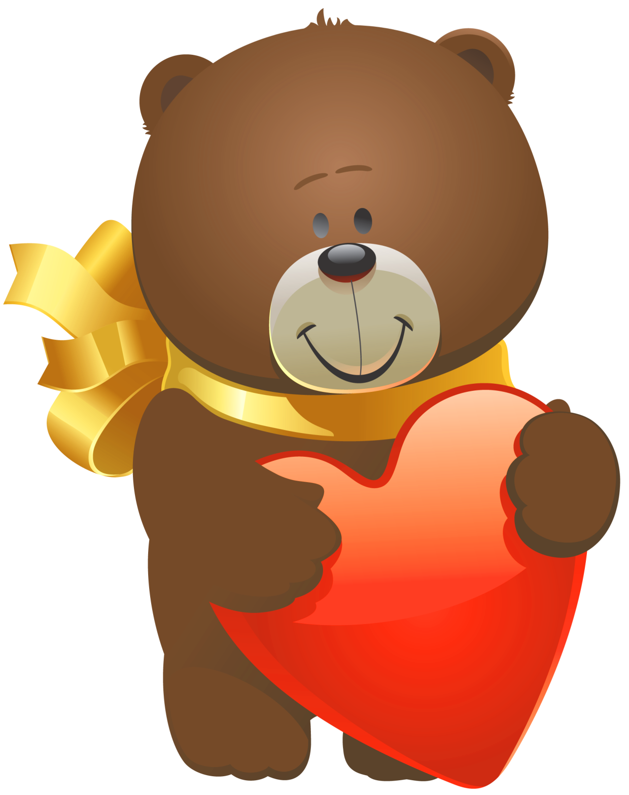 Cute bear valentine clipart jpg library Collection Bear Valentine Pictures - Best easter gift ever jpg library