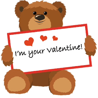 Cute bear valentine clipart banner library stock Valentine bear clip art - ClipartFest banner library stock
