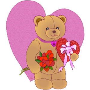 Cute bear valentine clipart graphic transparent stock Valentines teddy bear clipart - ClipartFox graphic transparent stock