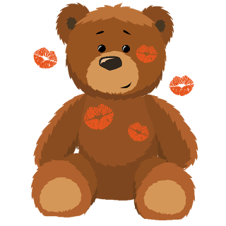 Cute bear valentine clipart graphic library Teddy Bears - Valentine Images graphic library