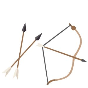 Cute bow arrow jpg clipart picture stock Pinterest • The world's catalog of ideas picture stock