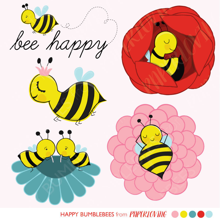 Cute bumbblebee valentine clipart. Bumblebee clipartfest happy bumble