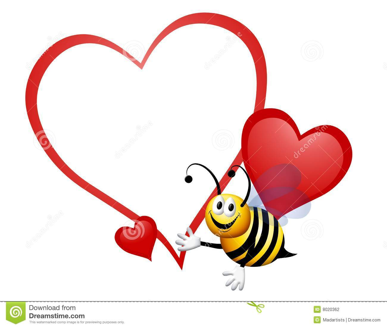 Cute bumblebee valentine clipart jpg library library Cute bumblebee valentine clipart - ClipartFest jpg library library
