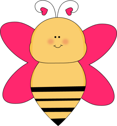 Cute bumblebee valentine clipart graphic free Heart and bumble bee clipart - ClipartFest graphic free