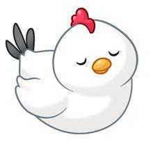 Cute cartoon chicken clipart svg transparent download Cute Cartoon Chicken - Clip Art Library svg transparent download
