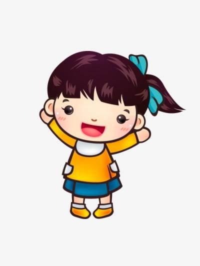 Little girl cartoon clipart jpg transparent llumac.cat - The Latest Popular cartoon girl , png for free download jpg transparent
