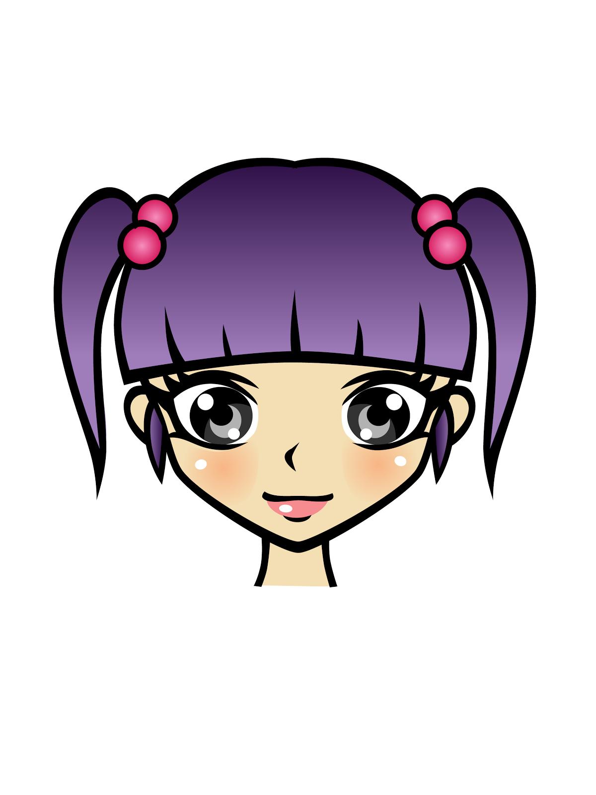 Cute cartoon girl clipart graphic free Free Cartoon Girl Cliparts, Download Free Clip Art, Free Clip Art on ... graphic free