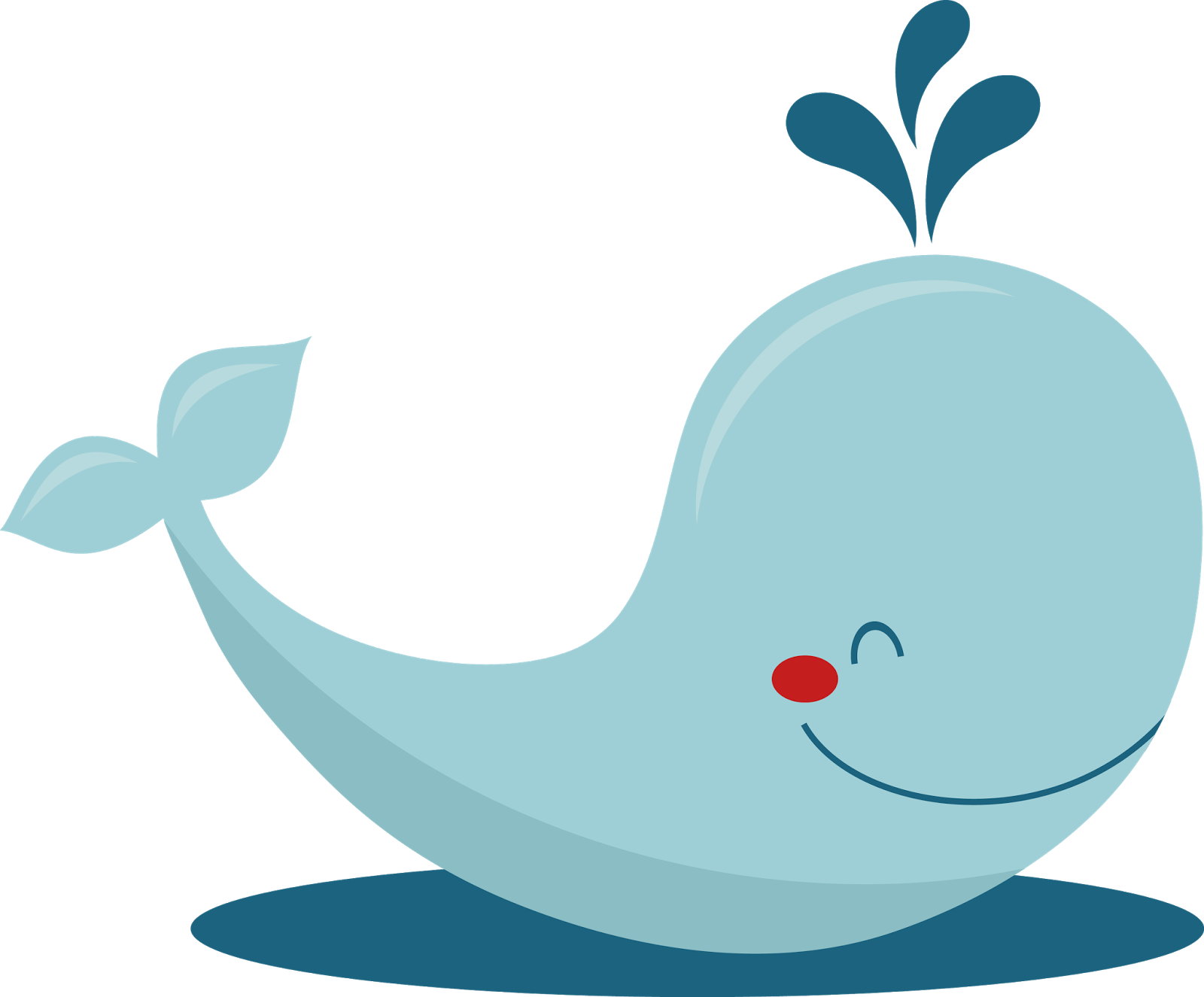 Cute cartoon whale clipart banner black and white library Cartoon whale clip art free vector in open office drawing svg | Art ... banner black and white library