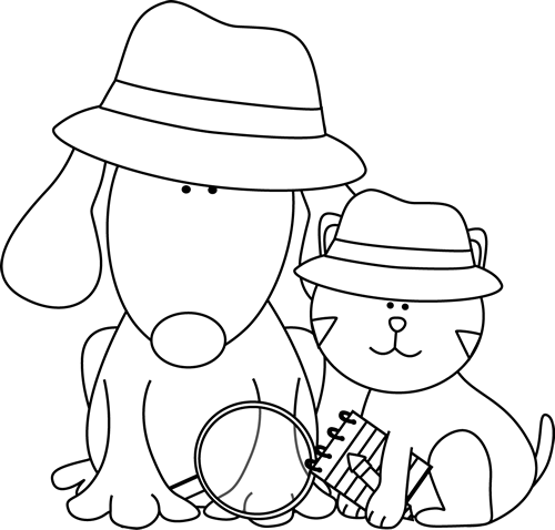 Cute cat and dog clipart black and white picture download Free Cat And Dog Clipart, Download Free Clip Art, Free Clip Art on ... picture download