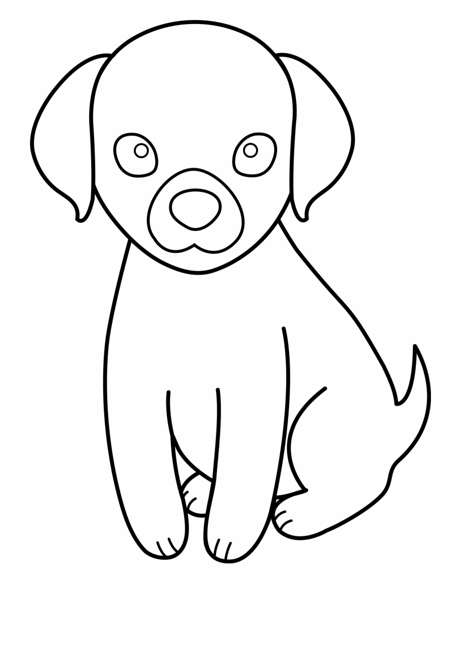 Cute cat and dog clipart black and white picture free stock Black And White Puppy Dog House Clipart Uploaded By - Cartoon Easy ... picture free stock