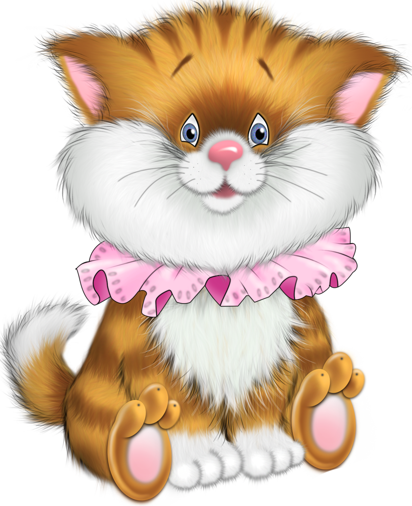Thanksgiving kitten clipart picture Kitten cat miscellaneous clipart on kitty cats clip art and image 2 ... picture
