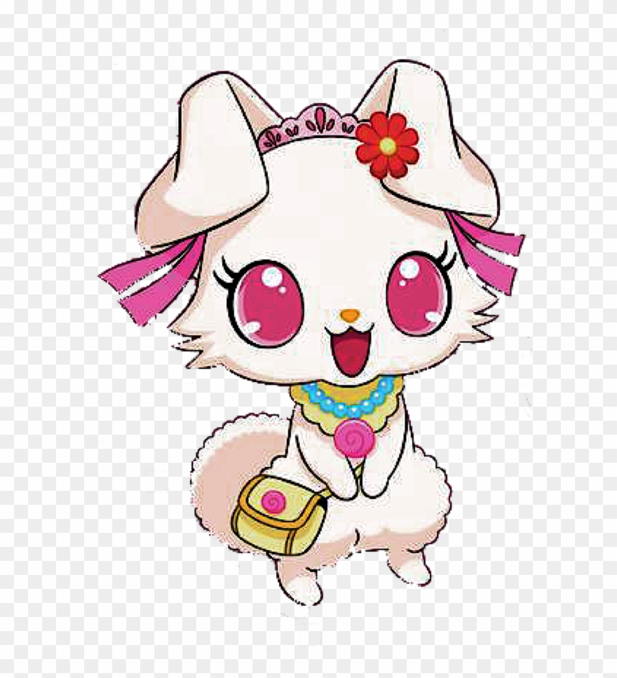Cute character clipart svg royalty free library Jewel Clipart Cute Character - Jewelpet Lolip - Png Download ... svg royalty free library