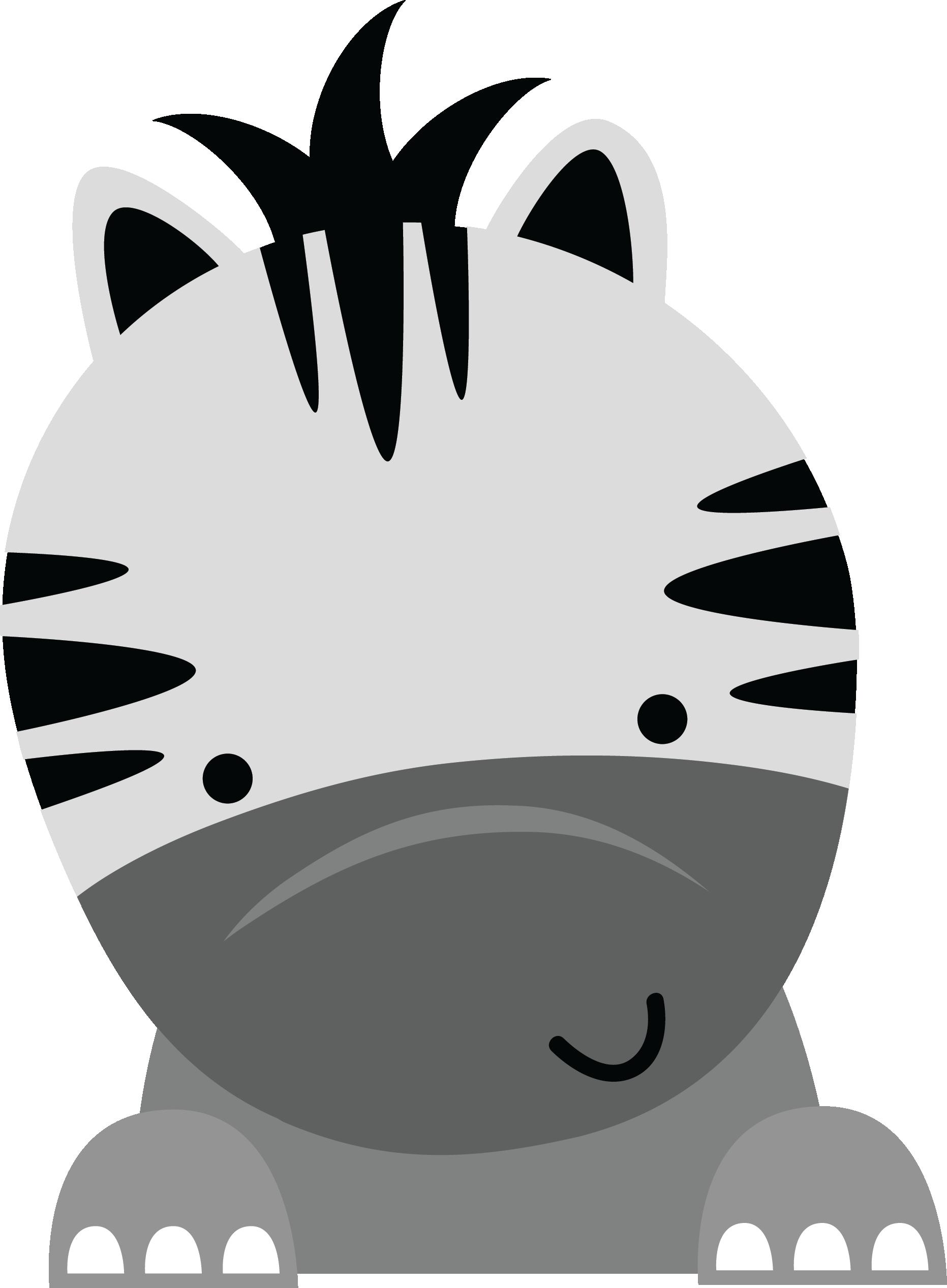 Zebra holding money clipart