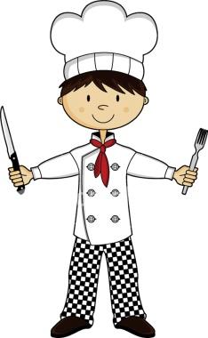Cute chef clipart vector free Cute Chef Clipart - Clipart Kid vector free