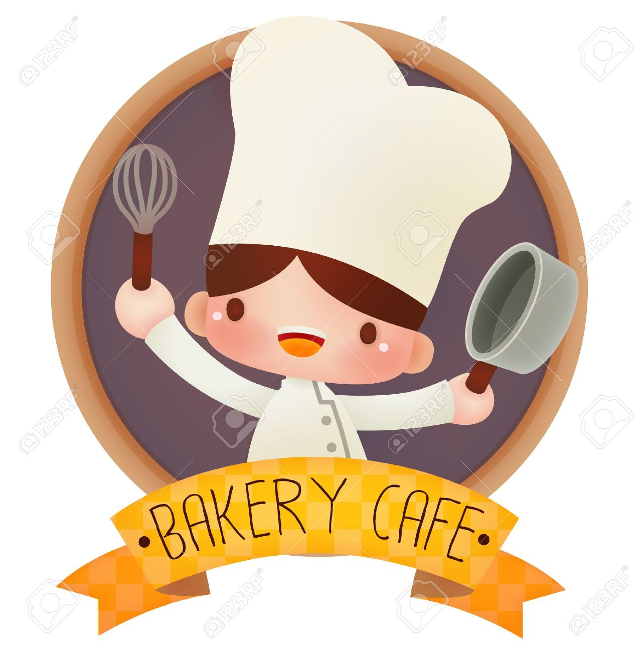 Cute chef clipart picture freeuse download 6,898 Cute Chef Stock Vector Illustration And Royalty Free Cute ... picture freeuse download