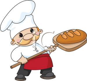 Cute chef clipart vector freeuse library Cute Chef Clipart - Clipart Kid vector freeuse library