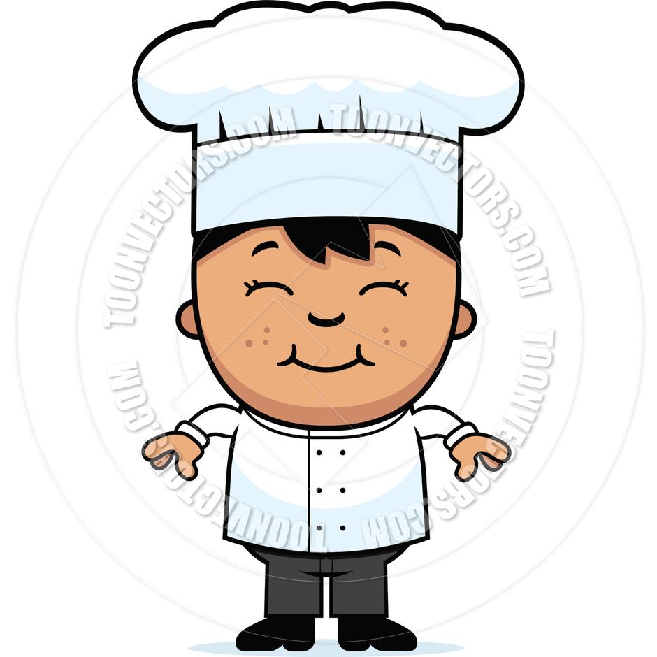 Cute chef clipart jpg free library Cute Chef Clipart - Clipart Kid jpg free library