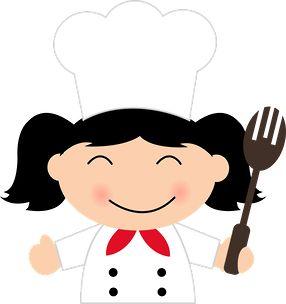 Cute chef clipart jpg free Cute chef woman clipart - ClipartFest jpg free
