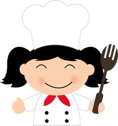 Cute chef woman clipart banner library download Chef with spoon | Clipart People | Pinterest | Happy, Spoons and Chefs banner library download